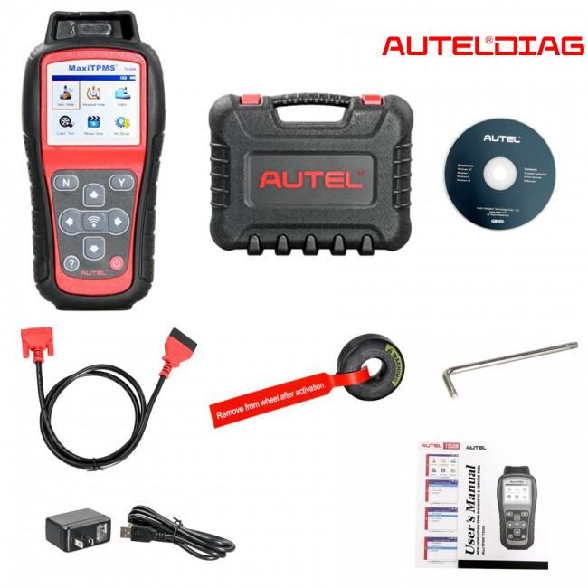 Autel TS508 Professional TPMS Tool Review 2020