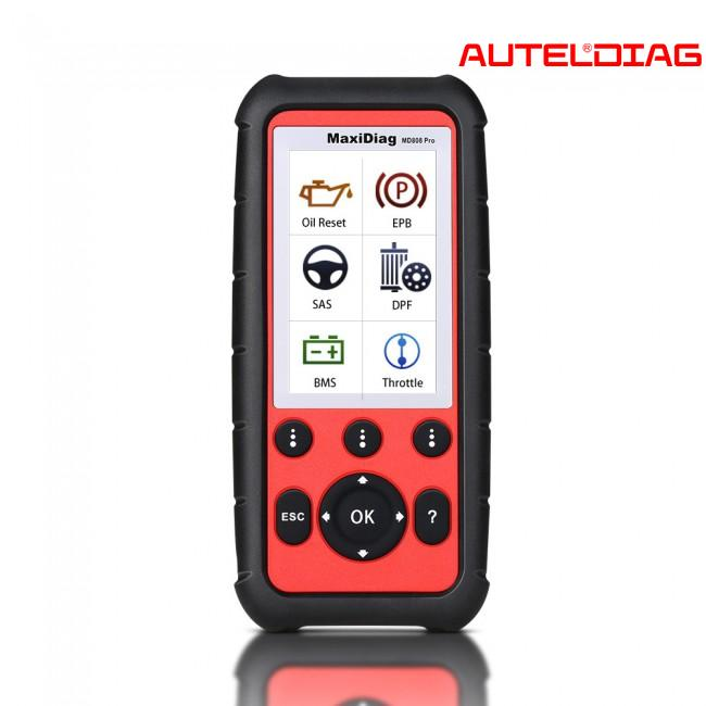 Autel MaxiDiag MD808 Pro Scan Tool Review 2020