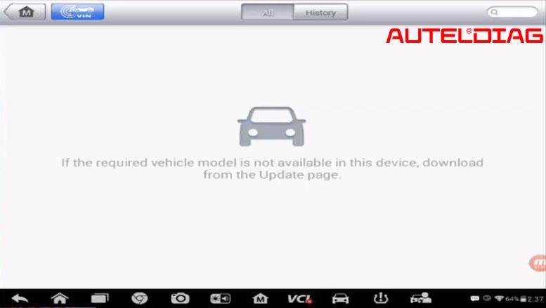 "Solved! Autel MaxiSys Tablet Series ""SD Card Full"" Factory Reset Solution"