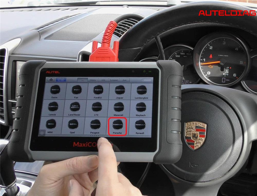 autel-mk808-reset-porsche-cayenne-check-engine-light (2)