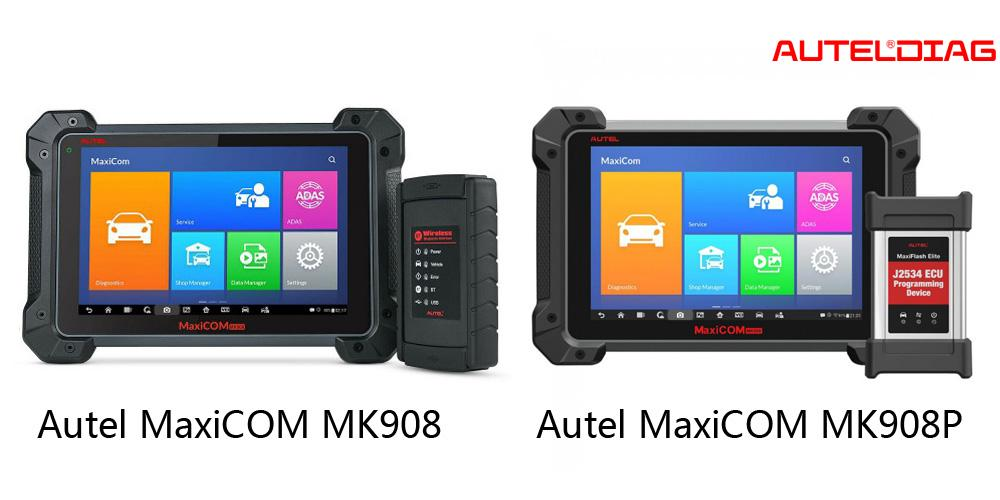How to use Autel MK908/ MK908P Vehicle History Function?