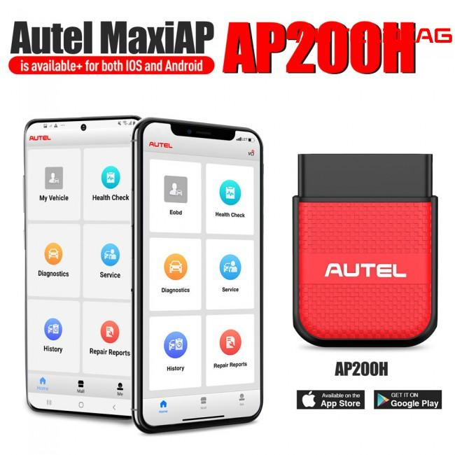 Getting Start Autel Ap200h Bluetooth Scanner (1)