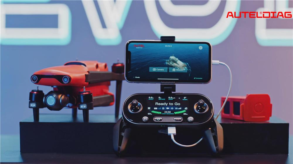 pair-the-aircraft-remote-controller-of-autel-evo-ii-drone-8