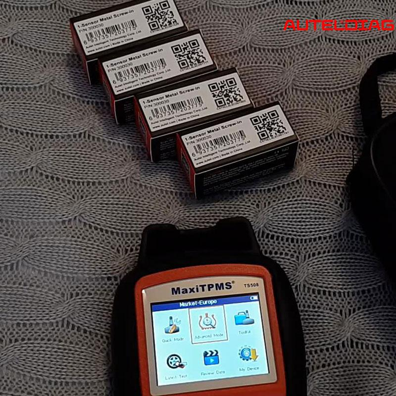 Autel Ts508 Program 4 Tpms Mx Sensors Meanwhile (1)