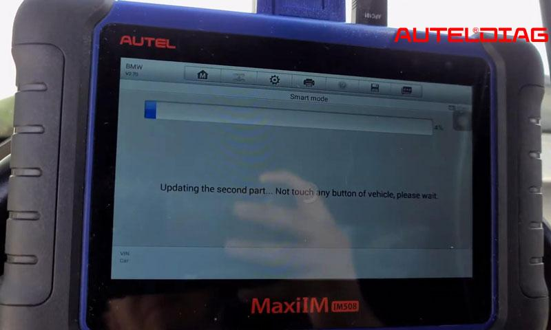 2011 Bmw M3 Add A Key By Autel Im508 Xp400 Pro (1)