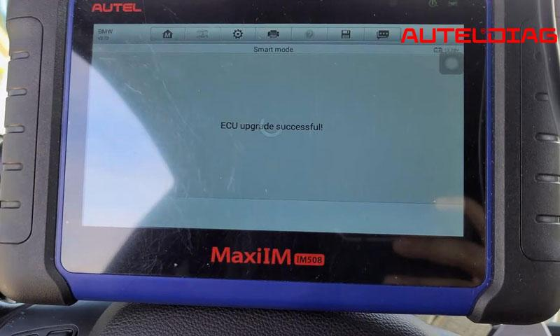 2011 Bmw M3 Add A Key By Autel Im508 Xp400 Pro (2)