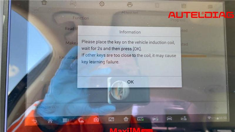 Autel Im608 Xp400 Program Vw Jetta 2017 Mqb Akl By Obd (13)