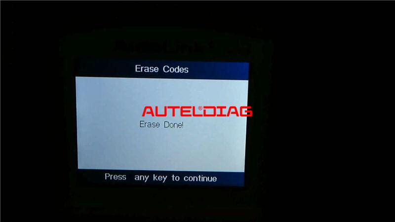 Fixed Dodge Ram 1500 2012 P0456 Error Via Autel Al619 (12)