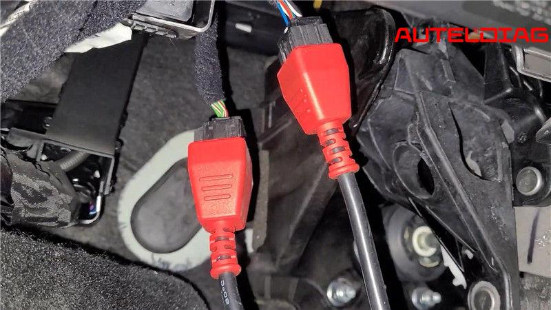 Sgm Solution Autel 12+8 Adapter For 2018 Chrysler Dodge Jeep (18)