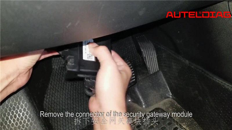 Sgm Solution Autel 12+8 Adapter For 2018 Chrysler Dodge Jeep (3)