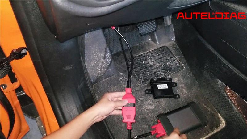 Sgm Solution Autel 12+8 Adapter For 2018 Chrysler Dodge Jeep (5)