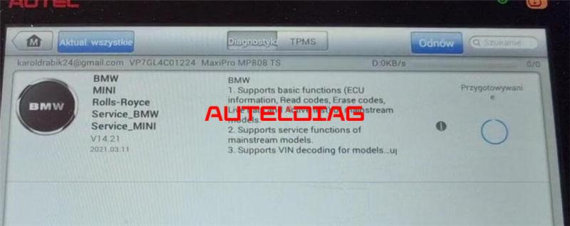 Solved Autel Mp808ts Bmw Diagnostic Software Download Failed (3)