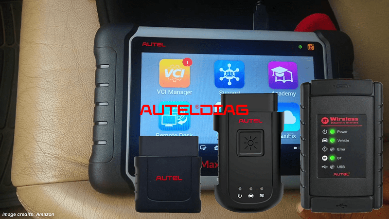 How To UPDATE Autel 00 1