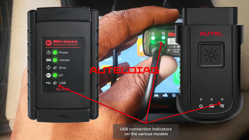 How To UPDATE Autel 05 1