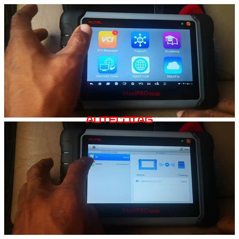 How To UPDATE Autel 06 7 1