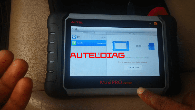 How To UPDATE Autel 08 1