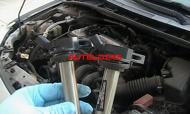 Autel Al519 Solved 2009 Toyota Corolla P0352 Ignition Coil Error (5)