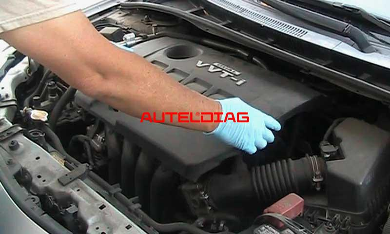 Autel Al519 Solved 2009 Toyota Corolla P0352 Ignition Coil Error (6)
