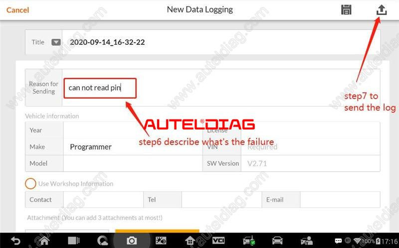 How To Send Autel Im508 Im608 Datalog From History (4)(1)