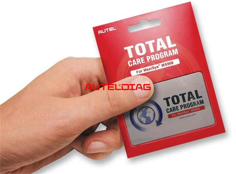 How To Stay Updating Autel Total Care Program Tcp (2)