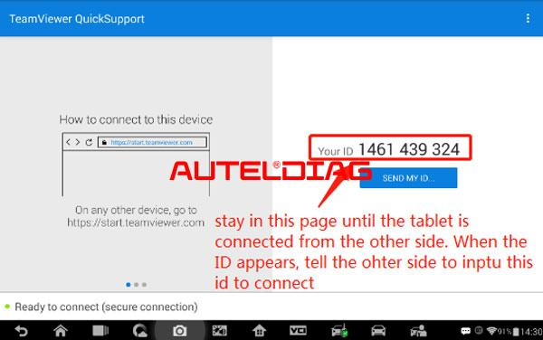 Remotely Connect With Autel Scan Tool For Diagnoses (2)