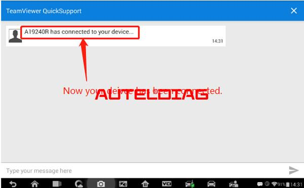 Remotely Connect With Autel Scan Tool For Diagnoses (5)