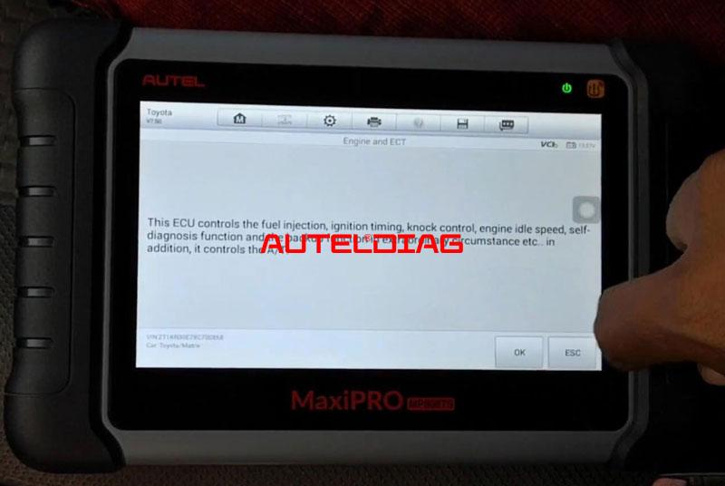 Use Autel Mp808ts To Find A Misfiring Cylinder (5)