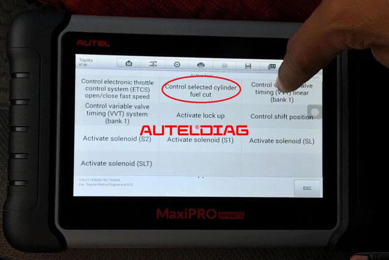 Use Autel Mp808ts To Find A Misfiring Cylinder (7)