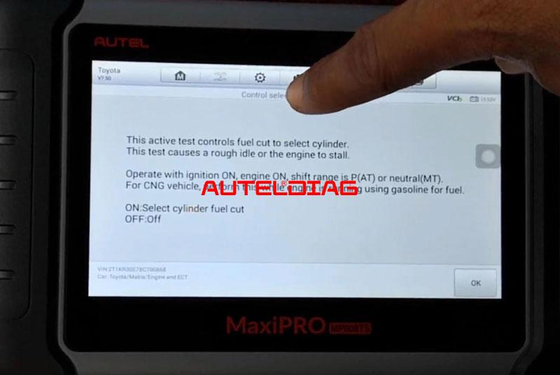 Use Autel Mp808ts To Find A Misfiring Cylinder (8)