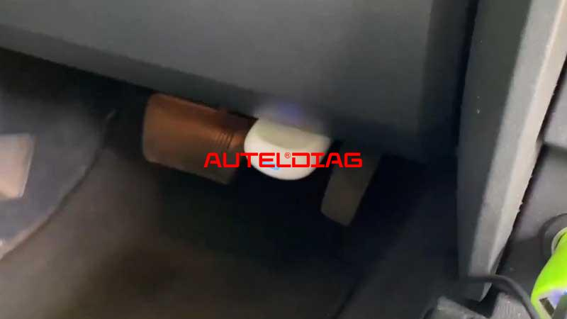 Use Autel Ap200 To Reset Throttle Position For Vehicles (1)