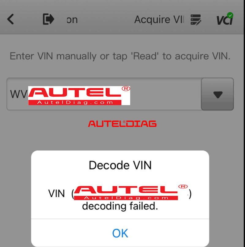 How To Do If Installing Wrong Vehicle Software In Autel Ap200